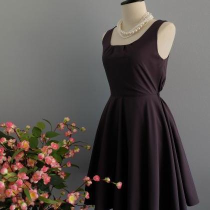 Charcoal Gray dress backless dress ..